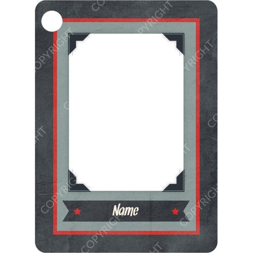 Custom Card Template » Soccer Trading Card Template - Free Card