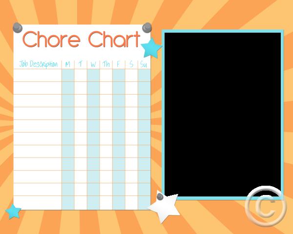 Chore Charts Richmond Professional Lab