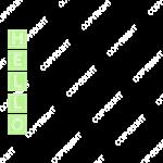 Birth002_5x7_h_green