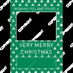 Christmas001_Green_5x7_V
