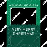 Christmas002_Green_5x7_V