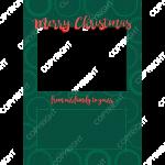 Christmas003_Green_5x7_V