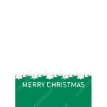 Christmas007_Green_5x7_V