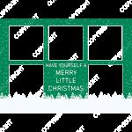 Christmas011_Green_5x7_H