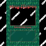 Christmas004_Green_5x7_V