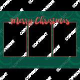 Christmas017_Green_5x7_H