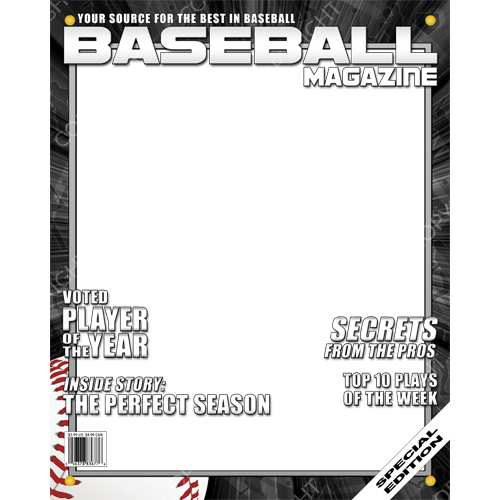 rpl_sports_black_baseball_black_8x10_magazinecover_woodplaque