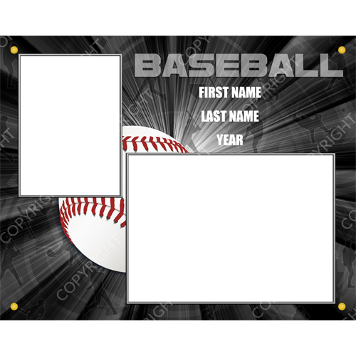 rpl_sports_black_baseball_black_8x10_memorymate_woodplaque_horizontal