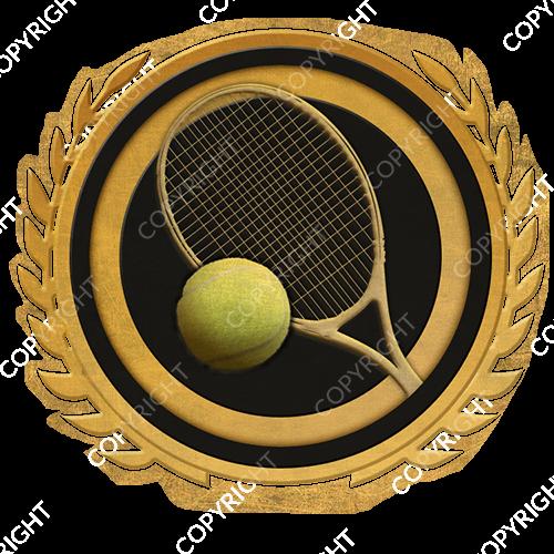 Emblem_Gold_Black_tennis