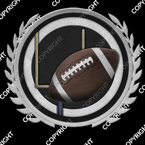 Emblem_Silver_Black_football