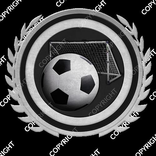 Emblem_Silver_Black_soccer