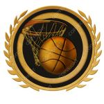 Emblem_Gold_Black_basketball