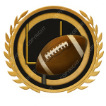 Emblem_Gold_Black_football