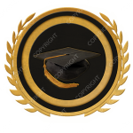 Emblem_Gold_Black_graduation