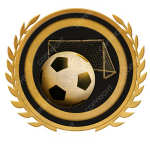Emblem_Gold_Black_soccer
