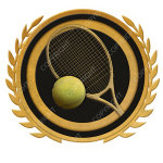 Emblem_Gold_Black_tennis