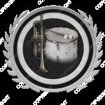Emblem_Silver_Black_band